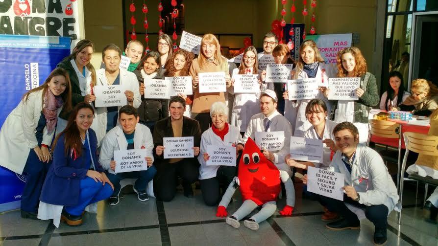 Día Del Donante de Sangre