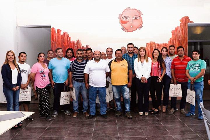 Jornada de Sensibilizacion Turística Actores del Turismo