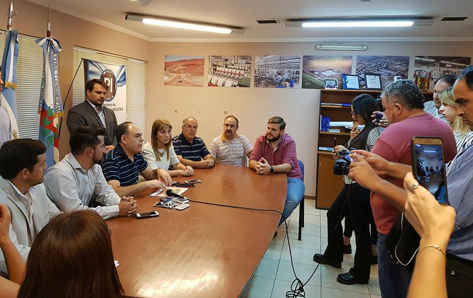 Conferencia de Prensa #DiaDeLaTierra