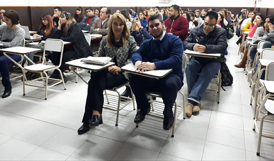 Jornada de Inclusión Social en Fundación H.A Barceló.