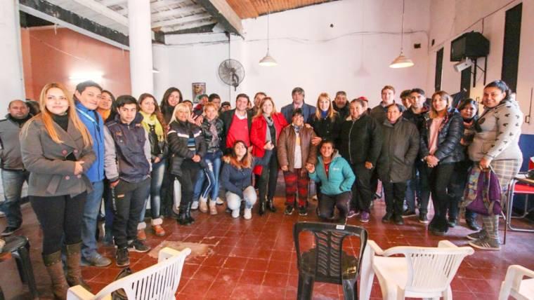 Reunión con Beneficiarios del  Programa SuperaRSE