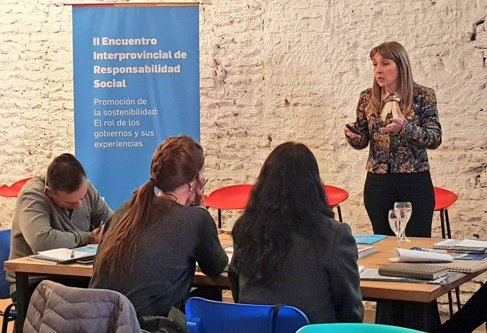 II Encuentro Interprovincial de Responsabilidad Social en Córdoba