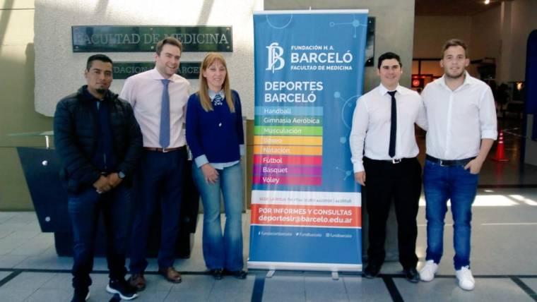 Jornada de Trabajo en Fundación H.A Barcelo