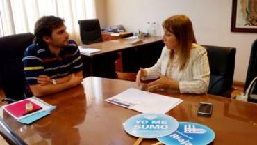 Se coordinan acciones con Ministerio de Desarrollo Social