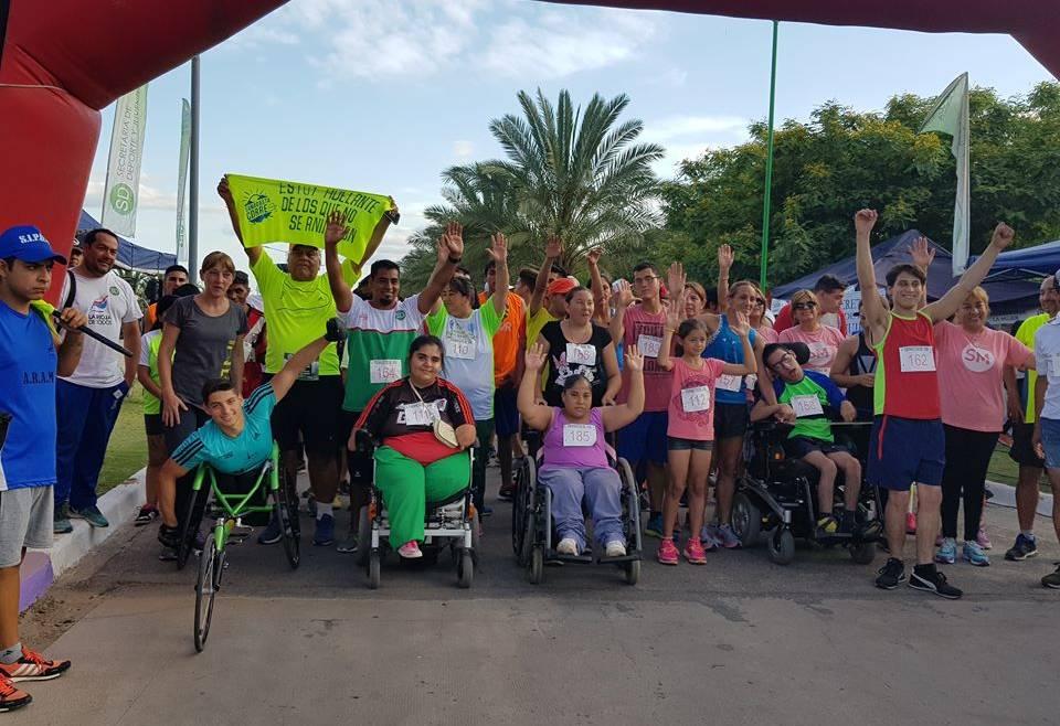"""Se realizó con éxito 2º Maratón """"Por Más Inclusión""""."""