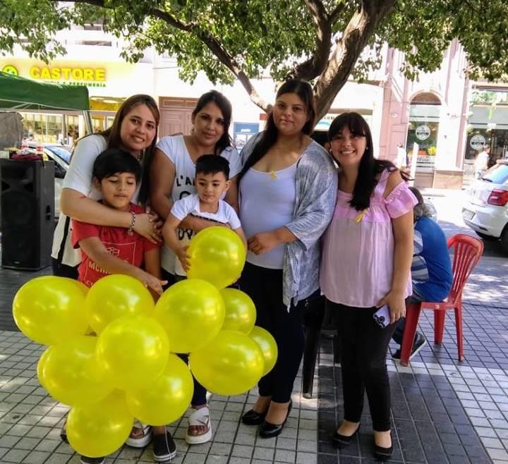 Día Mundial de Lucha contra el Cáncer Infantil