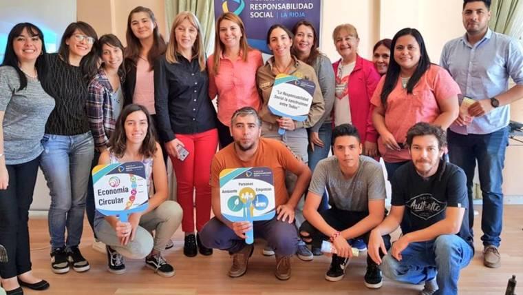 Capacitación sobre Responsabilidad Social en Villa Unión