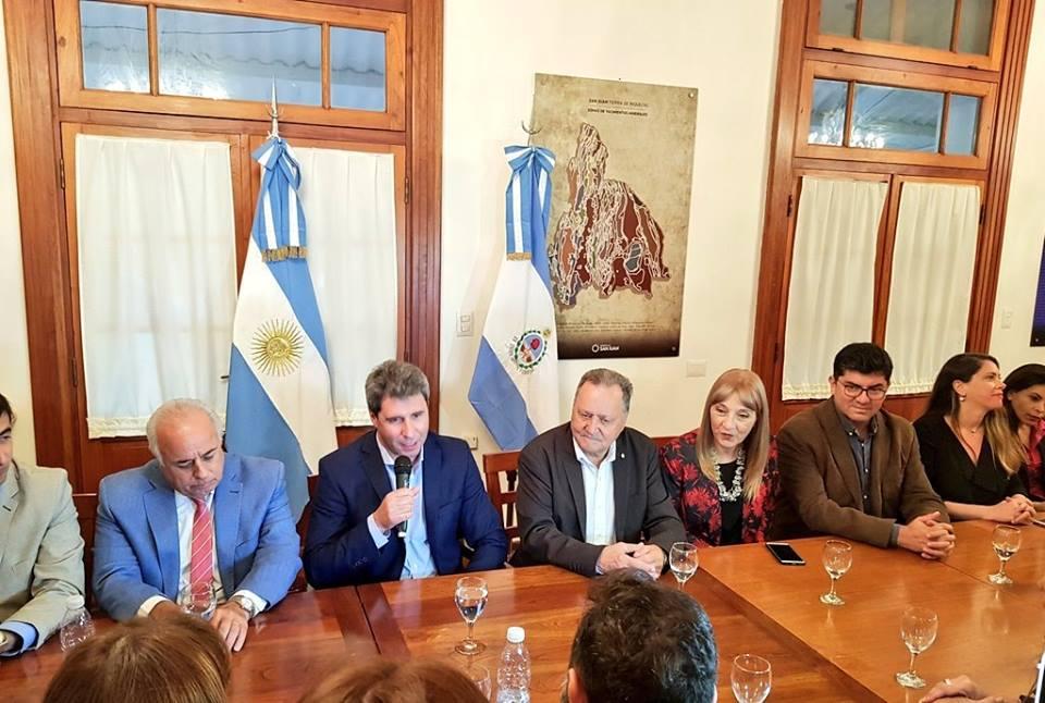 III Encuentro Interprovincial de Gobiernos Locales en la Provincia de San Juan