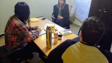 Se Articulan Acciones Con El Ministerio De Desarrollo Social