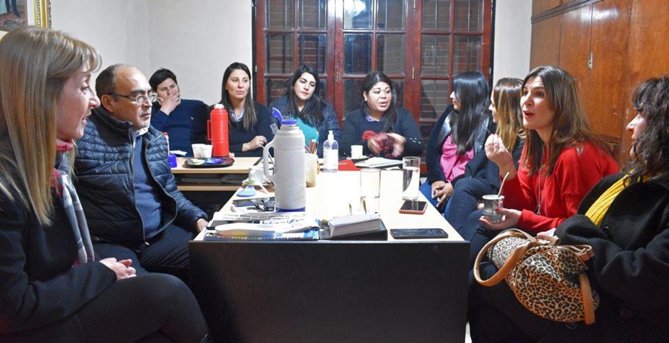 Reunión en post a la Participación Ciudadana