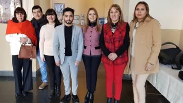 Conferencia sobre ODS en Feria del Libro 2019