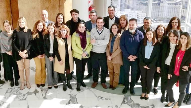 Reunión Anual Mesa Directiva de Pacto Global