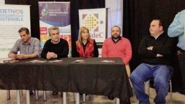 Jornada «Acciones para el Desarrollo Local Sustentable».