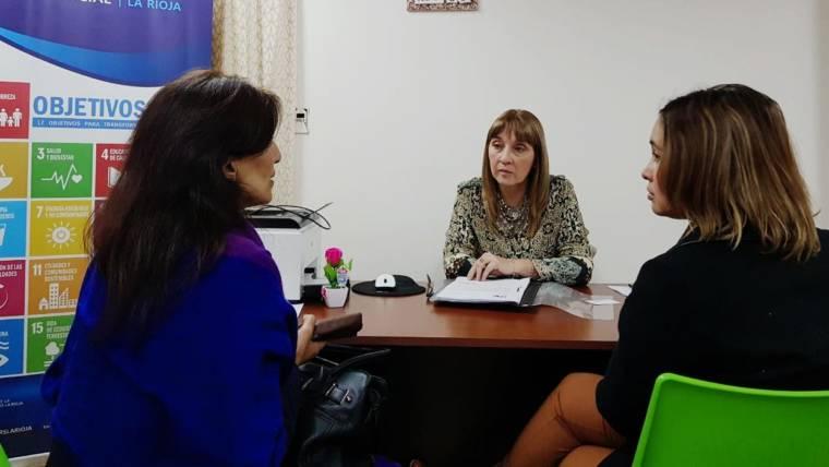 Reunión con representante del VP Profesional