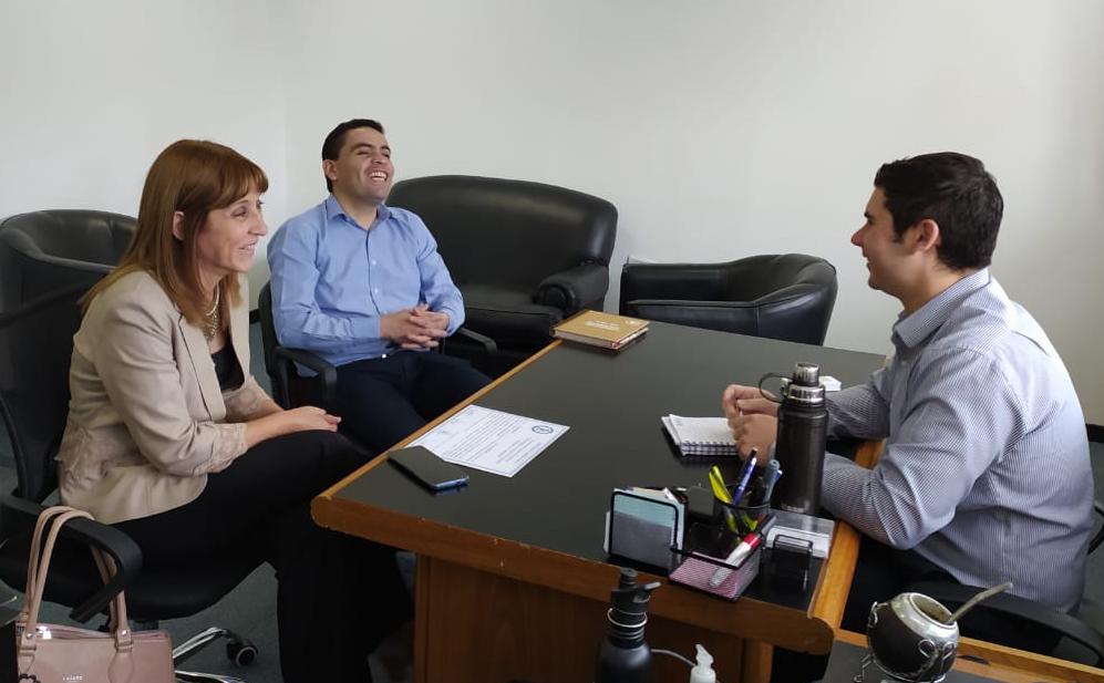 Junto a Fundación Barceló se diseña capacitación sobre ODS