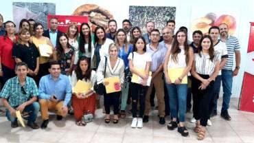 Se puso en marcha el Ecosistema Emprendedor Riojano