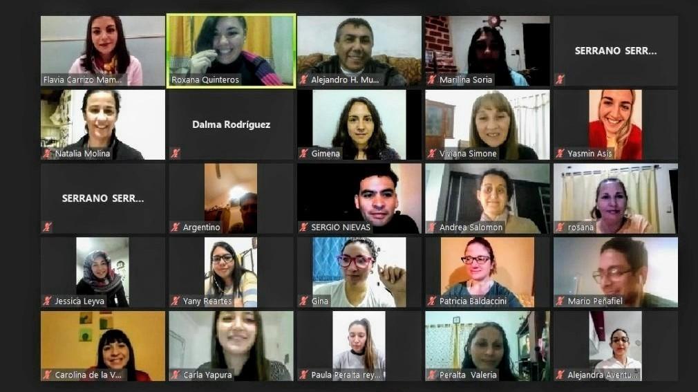 Encuentro online sobre Economía Circular