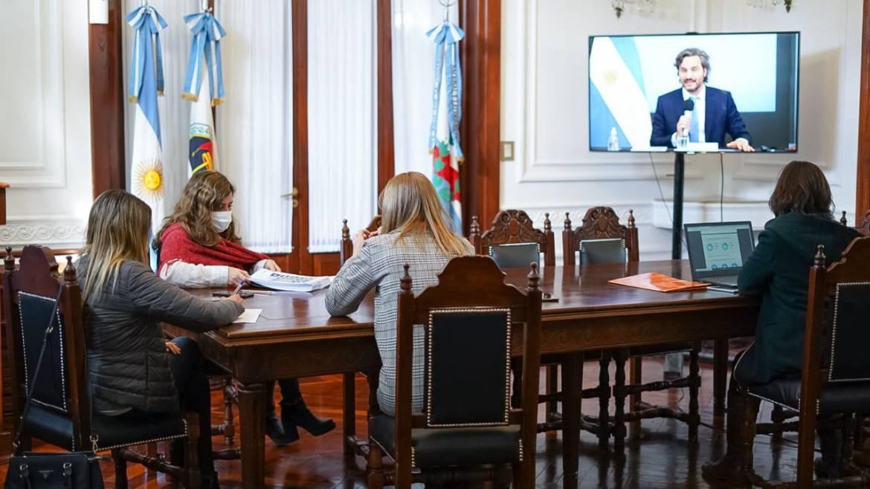 Presentación del 2º  Informe Nacional sobre la Implementación de la Agenda 2030