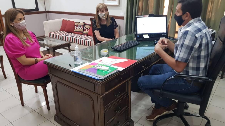 Se diseñan acciones junto a Ministerio de Educación