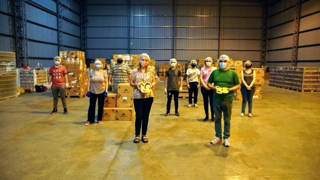 La Rioja recibió donación de 25 mil pares de ojotas de reconocida multinacional