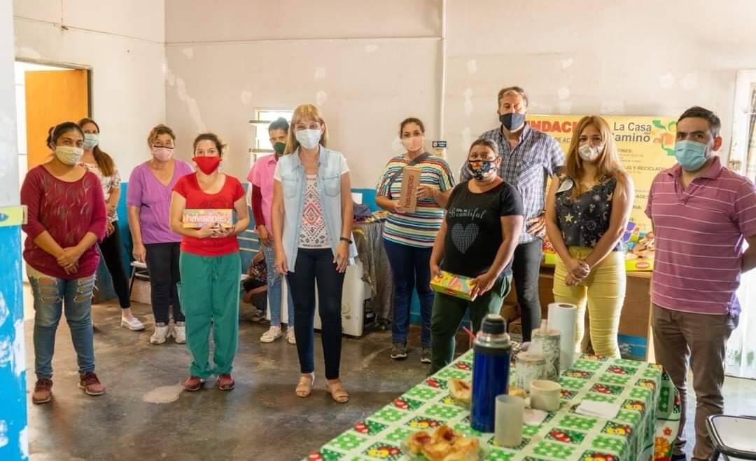 Acompañamos la labor de Fundación «La Casa Del Camino»