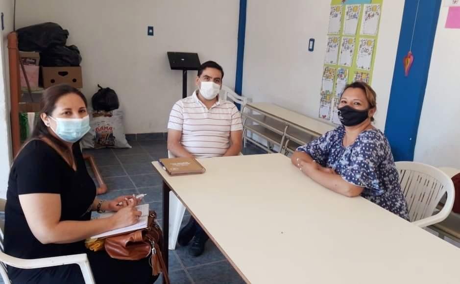 Se articula operatividad para funcionamiento de Centro de Apoyo Escolar