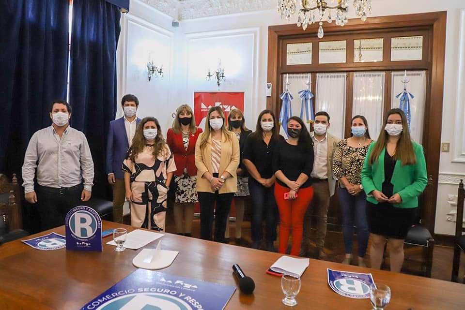"""Se lanzó programa """"Comercio Seguro y Responsable"""" en el Día de la Responsabilidad Social"""