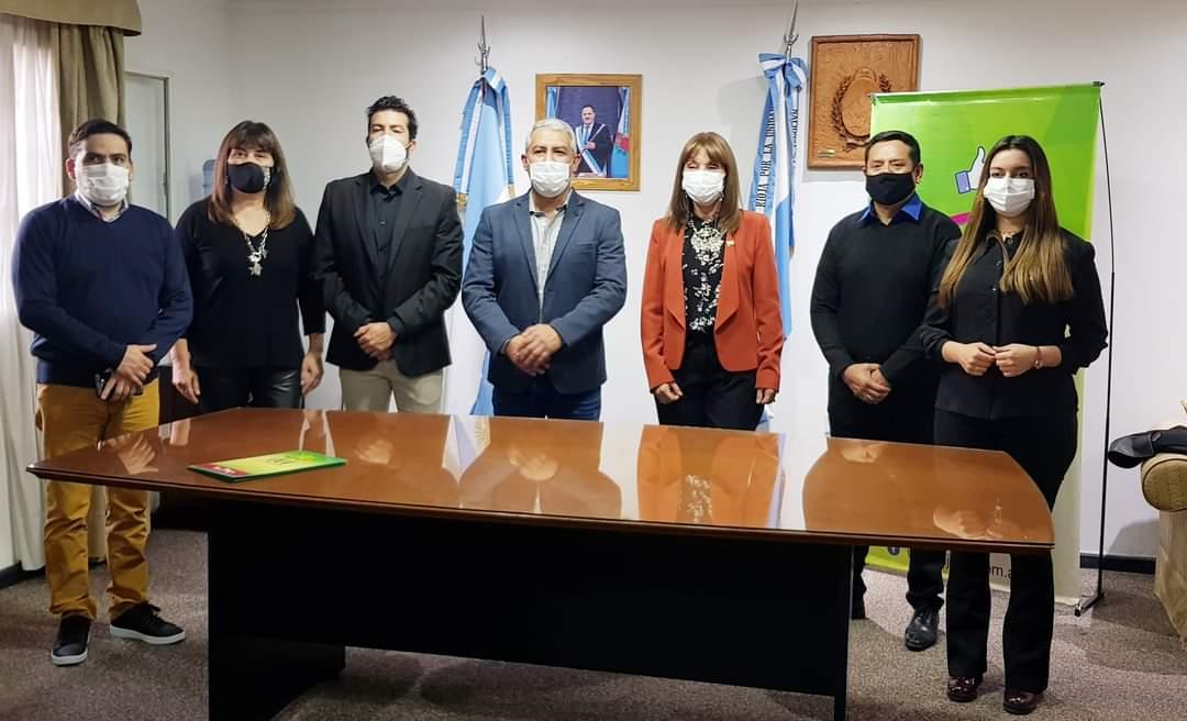 Se firmó convenio para promover el juego responsable en la Provincia