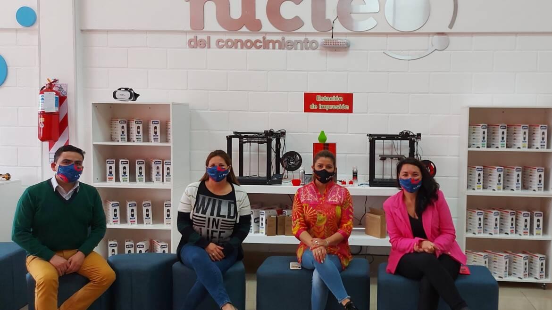 Núcleo del Conocimiento en La Rioja